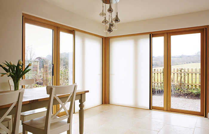 Gallery & Integrated Sliding and Bi Folding Doors UAE from Centor